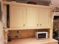 Kitchen door and draw fronts.