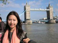 Skype £15 per hour Mandarin/Cantonese Teacher