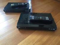 Freeview recorder 500gb