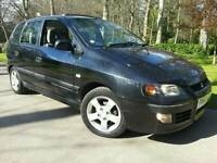 MITSUBISHI SPACE STAR 1.6 EQUIPPE 2003*12M/MOT*ELECTRIC PACK**SPARES OR REPAIR***BARGAIN***