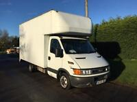 Iveco daily 35 c13 2004 54 reg luton