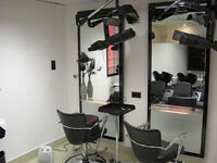 Hairdressing Chairs available to Rent in Hall Green Salon, Full or Part Time, be your own boss