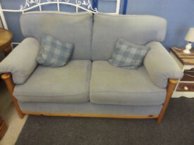 Solid Pine Ducal Sofa 6ft