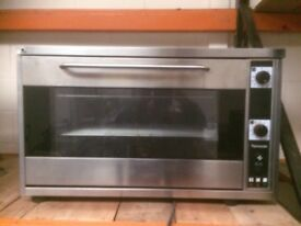 Convection Oven Newscan,Single Phase Electric,Good Clean Working Condition,Can Post In UK Or Collect