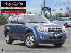 2010 Ford Escape ONLY 157K! **5 SPEED** CLEAN CARPROOF