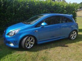 Vauxhall Corsa 1.6 i Turbo VXR - Arden blue