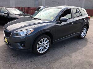 2014 Mazda CX-5 Grand Touring, Navigation, Leather, Sunroof, AWD
