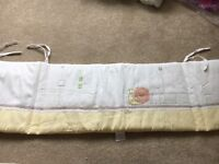 Mamas and papas cot bedding and accessories