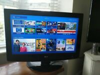 EXCELLENT 32 INCH LG HDMI FREEVIEW USB SUPERB FOR GAMING FIRESTICK ETC