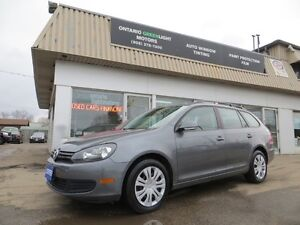 2011 Volkswagen Golf Wagon AUTO,2.5L,ONE OWNER,CLEAN CARPROOF
