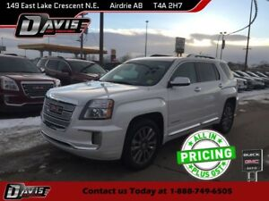 2017 GMC Terrain Denali AWD, DENALI, NAVIGATION, HEATED SEATS