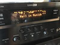 Yamaha 440w hdmi Surround Sound receiver hifi separates with remote