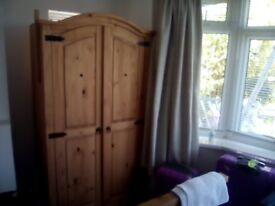 Free Standing double Wardrobes