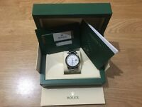 **ROLEX DATEJUST II 116334 (41mm)** BOX + PAPERS 2016 MINT CONDITION!!