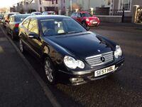Mercedes C220 CDI (Compact)