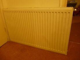 DeLonghi Double radiator 100cm wide x 60cm high x 10cm deep