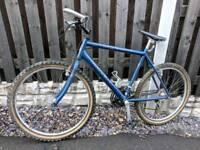 "Raleigh max ogre 20"" bicycle bike cycle"