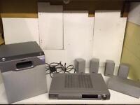 Sony surround sound theatre system