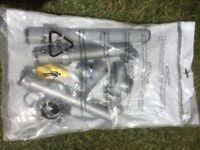 Sink Waste Kit 1.5 & 2.0 Bowl Spacesaver Pipework