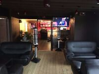 Staff Required for Shisha Cafe (Full Time, Part Time) in Rusholme Manchester