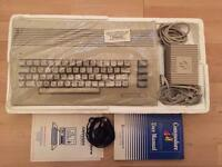 Commodore 64 computer boxed