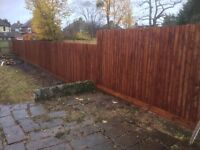 FENCING SPECIALISTS - BEST PRICES GUARANTEED!