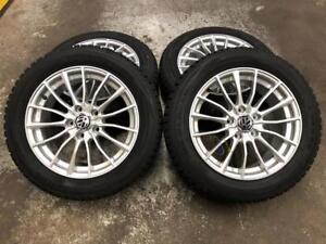 "16"" ADVANTI Wheels 5x112 and Winter Tire Package 205/55R16 (VOLKSWAGEN) Calgary Alberta Preview"