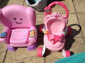 2 fisher price toys both £5 each