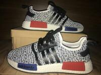 BRAND NEW ADIDAS NMD - WHITE