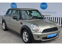 MINI ONE Can't get car finance? Bad credit, unemployed? We can help!