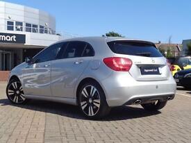 Mercedes-Benz A Class A180 CDI BLUEEFFICIENCY SPORT (silver) 2014-09-30