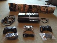 40GB PS3 with 14 Games and 3 controllers