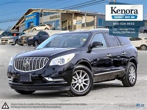 2016 Buick Enclave Leather AWD *7 Passenger, Sunroof & Remote St
