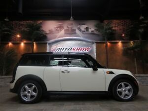 2009 MINI Cooper Clubman ** PANORAMA ROOF / LEATHER / HEATED SEA