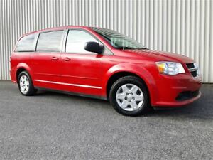 2013 Dodge Grand Caravan SXT +Dvd, 8 Pneus+