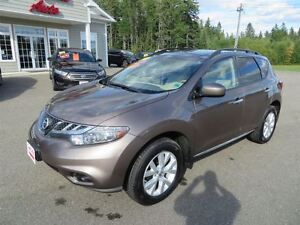 2011 Nissan Murano SL AWD, HTD LEATHER, PANORAMIC ROOF!