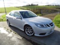 SAAB 9-3 1.9 TID VECTOR SPORT 4d AUTO 150 BHP 6 Month RAC Parts & Labour Warranty