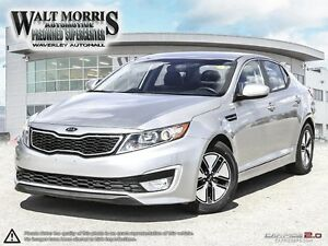 2012 Kia Optima Hybrid Premium - LEATHER, BLUETOOTH