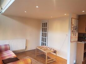 Spacious flat with 2 doublebed room
