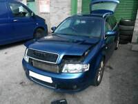 Audi A4 1.8T 2004 engine damage all parts available
