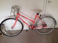 RALEIGH Chloe ladies road bike bicycle