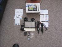 Garmin Camper 760LMT-D 7-inch satnav UK, Full Europe Lifetime Maps, Digital Traffic and Bluetooth