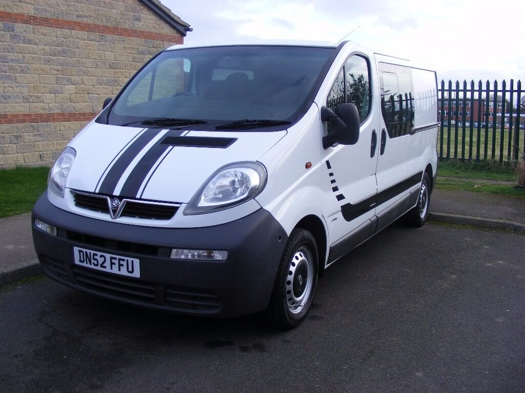 Vauxhall Vivaro LWB Camper Van New Conversion