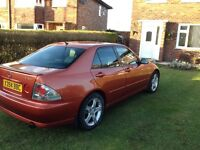 Lexus is 200 150k miles mot 7months full service history good car nice colour im 3rd owner and