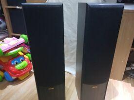Acoustic AV 120 Floor Standing Speakers