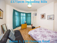 Multiple Double rooms to rent around South Belfast, Fully Furnished, All Bills Included!!!