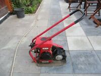 Ground Compactor Vibrating Plate