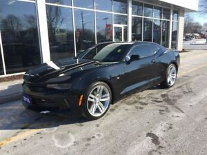 2016 Chevrolet Camaro 1LT Coupe RS Package, 20's, 2.0L Turbo