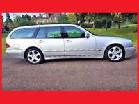 7 Seater -- Mercedes Benz E Class 2.1 E220 CDi Avantgarde ESTATE Diesel Automatic --Part Exchange OK