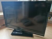 """37"""" Sony LCD digital colour TV . (free DVD player)"""